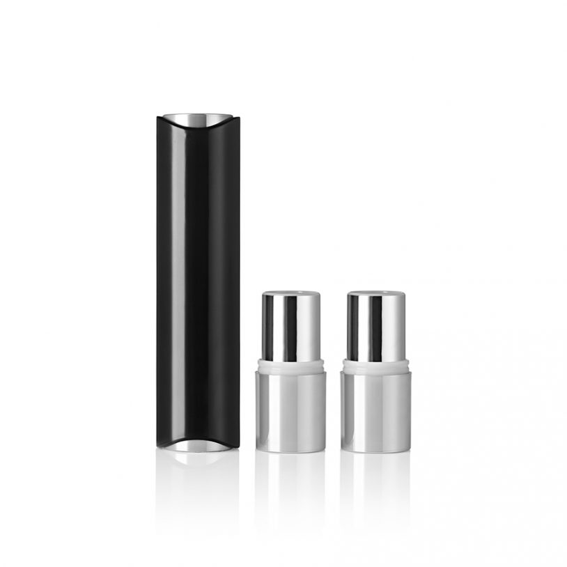 beauty and makeup packaging for lipstick, concealer, contouring, highlighter