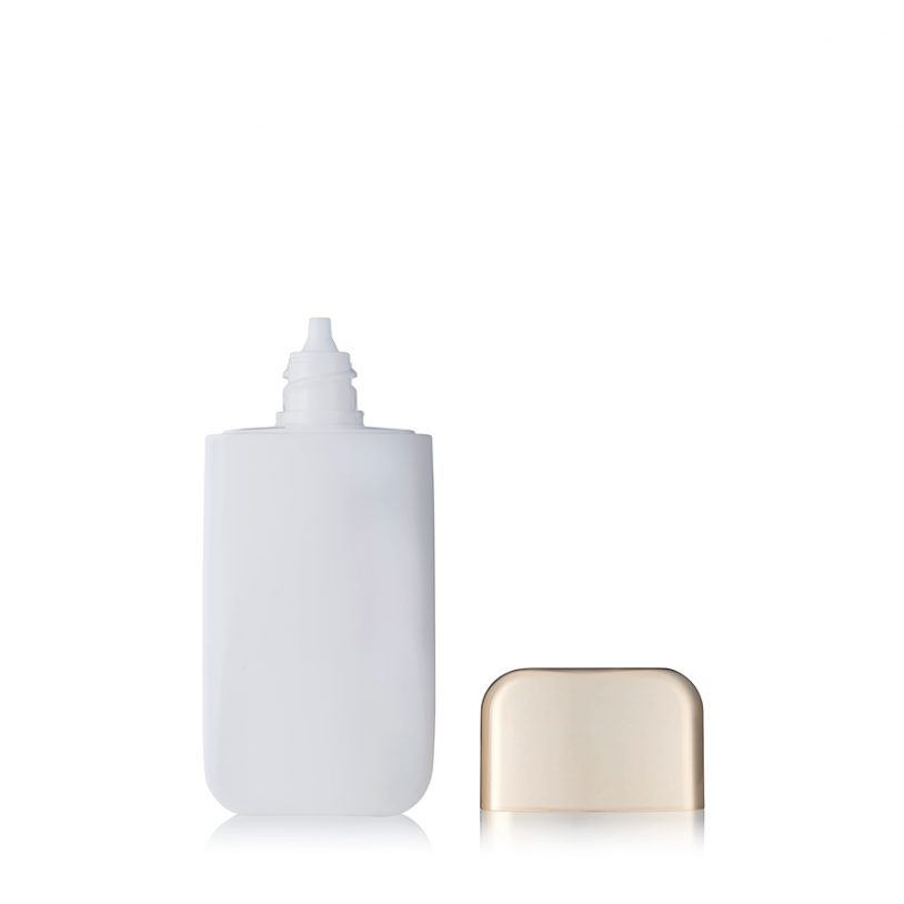 Tottles skincare foundation packaging