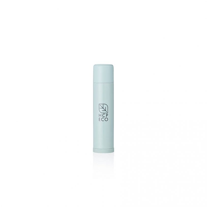 Sustainable PCR Lip Balm for beauty and makeup packaging cosmetics eco friendly
