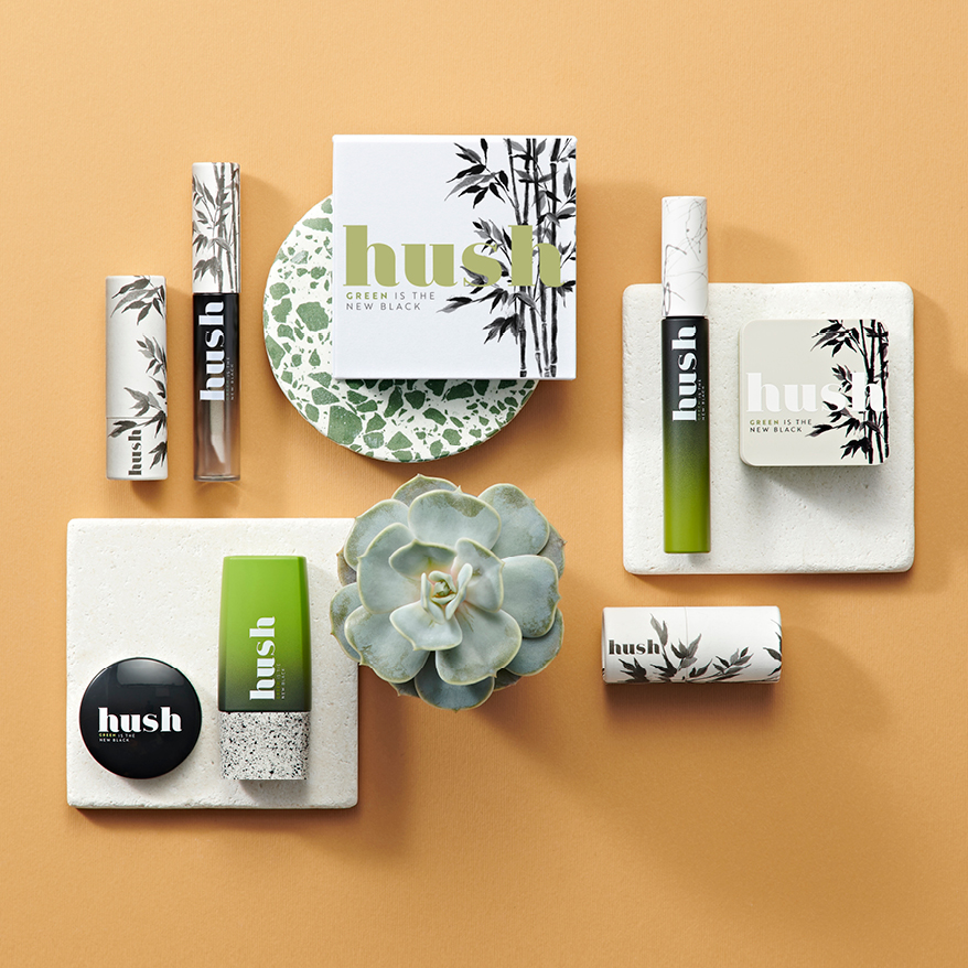 sustainable and eco-friendly beauty and cosmetics packaging